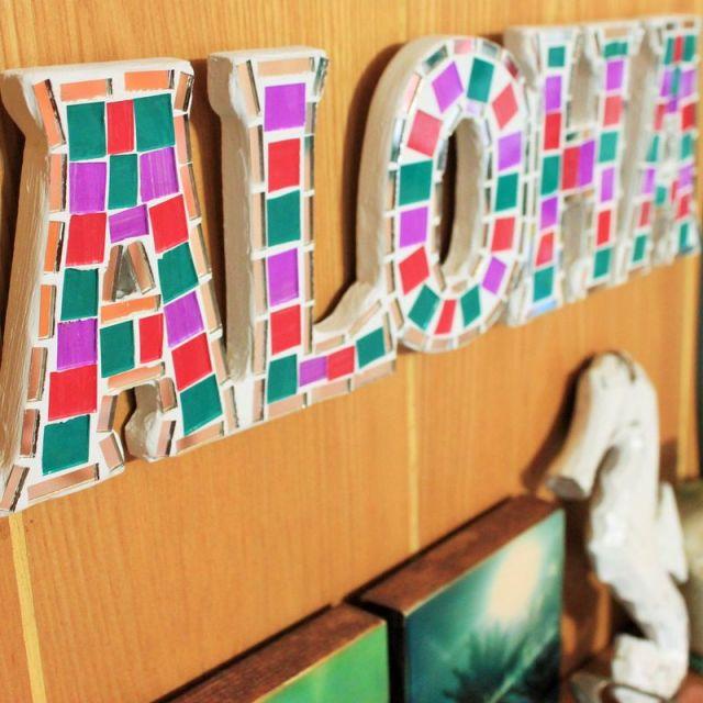 ビーチ/マリン/ファッション/パームシーズン/ 沖縄/通販 /ハワイ/インテリア/壁掛けフック/ハワイアン雑貨/アロハ/ALOHA